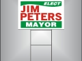 Election Signs j